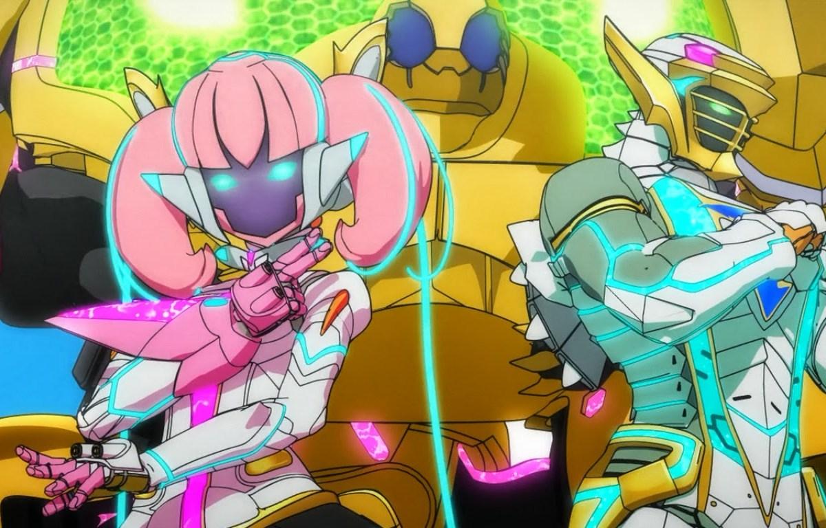 Anime para gamers