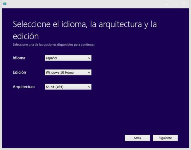 disco de arranque usb con windows 10