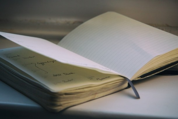 Ventajas de escribir un diario