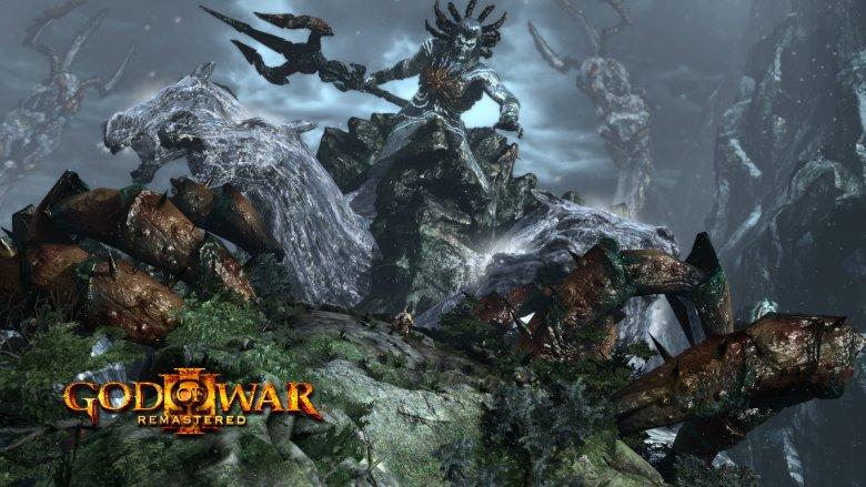 God of War III Remasterizado 4