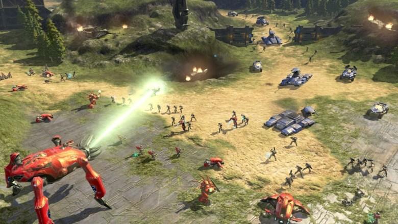Imagen del primer Halo Wars