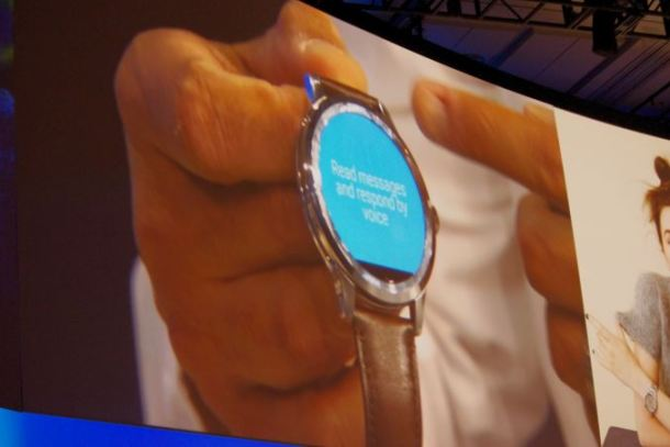 Android Wear con Intel. Anandtech