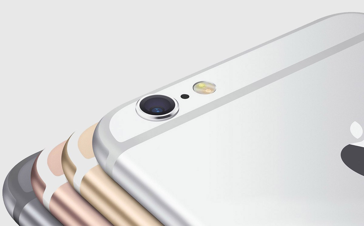 iPhone 6s vendrá en Rose Gold