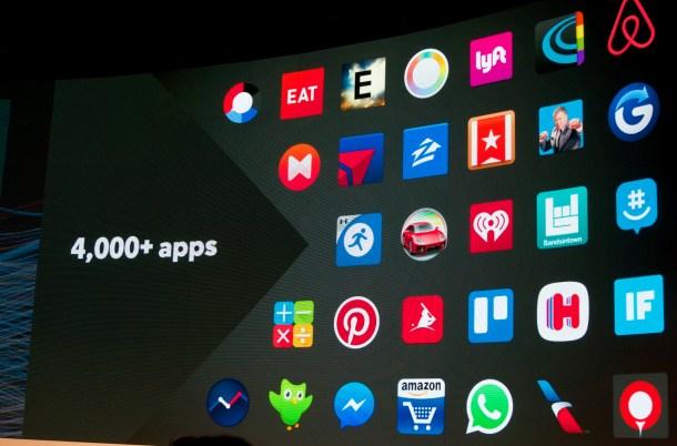 La ventaja de Android Wear sobre Tizen o Pebble está en su ecosistema.