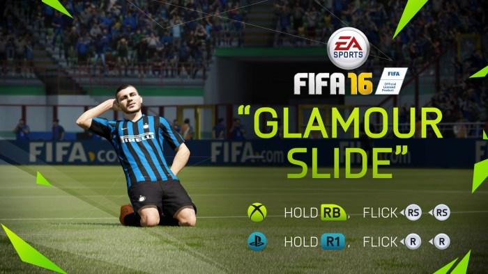 FIFA 16 34 celebración