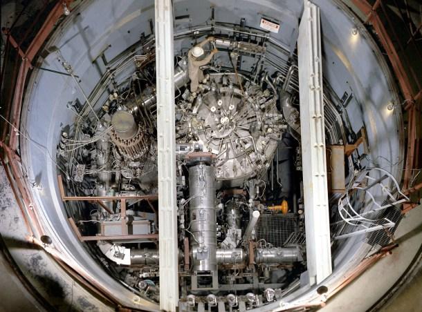 reactores de sal fundida