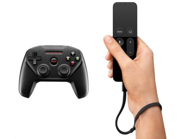 El Apple TV será compatible con otros mandos Bluetooth.