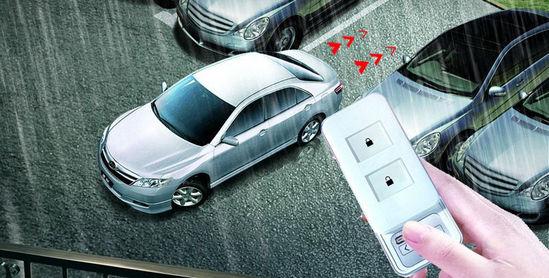 control remoto de coches