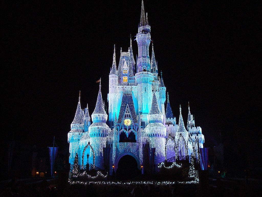 bóveda de Disney