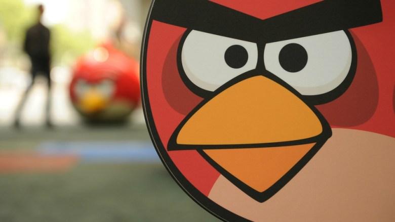 Angry Birds Rovio 2