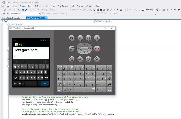 VisualStudio2015Emulator