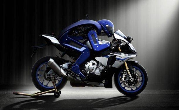 Yamaha Motobot.