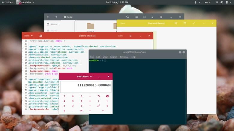 personalizar linux