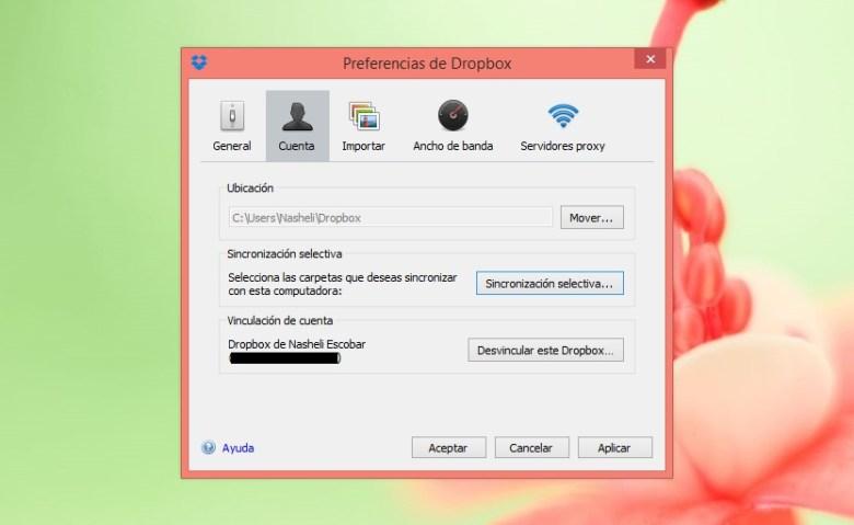 migrar imágenes de Dropbox a Google Fotos