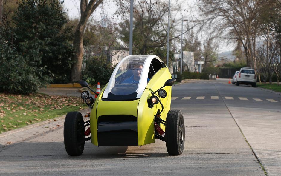primer coche eléctrico