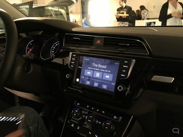 Apple Music en CarPlay (streaming)
