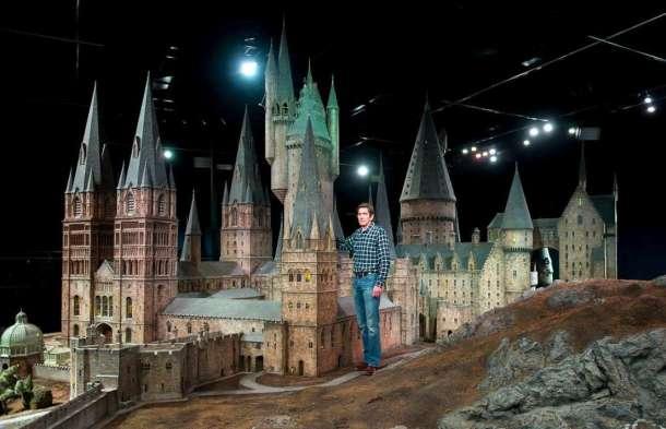 """Castillo de Hogwarts, """"Harry Potter"""""""