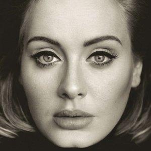 Portada de 25, nuevo disco de Adele.