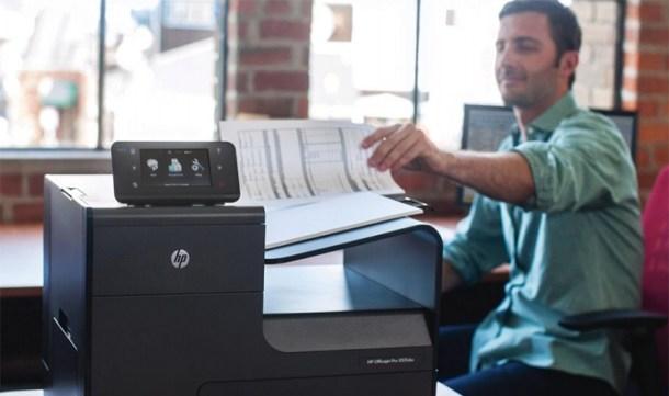 HP Officejet X