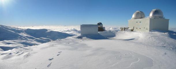 Observatorio de Sierra Nevada | IAA