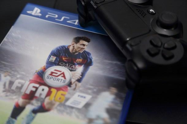 EA quiere que FIFA sea más que un juego. Shutterstock.