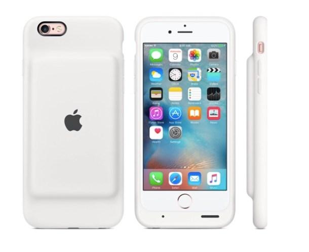 smart battery case Apple 2