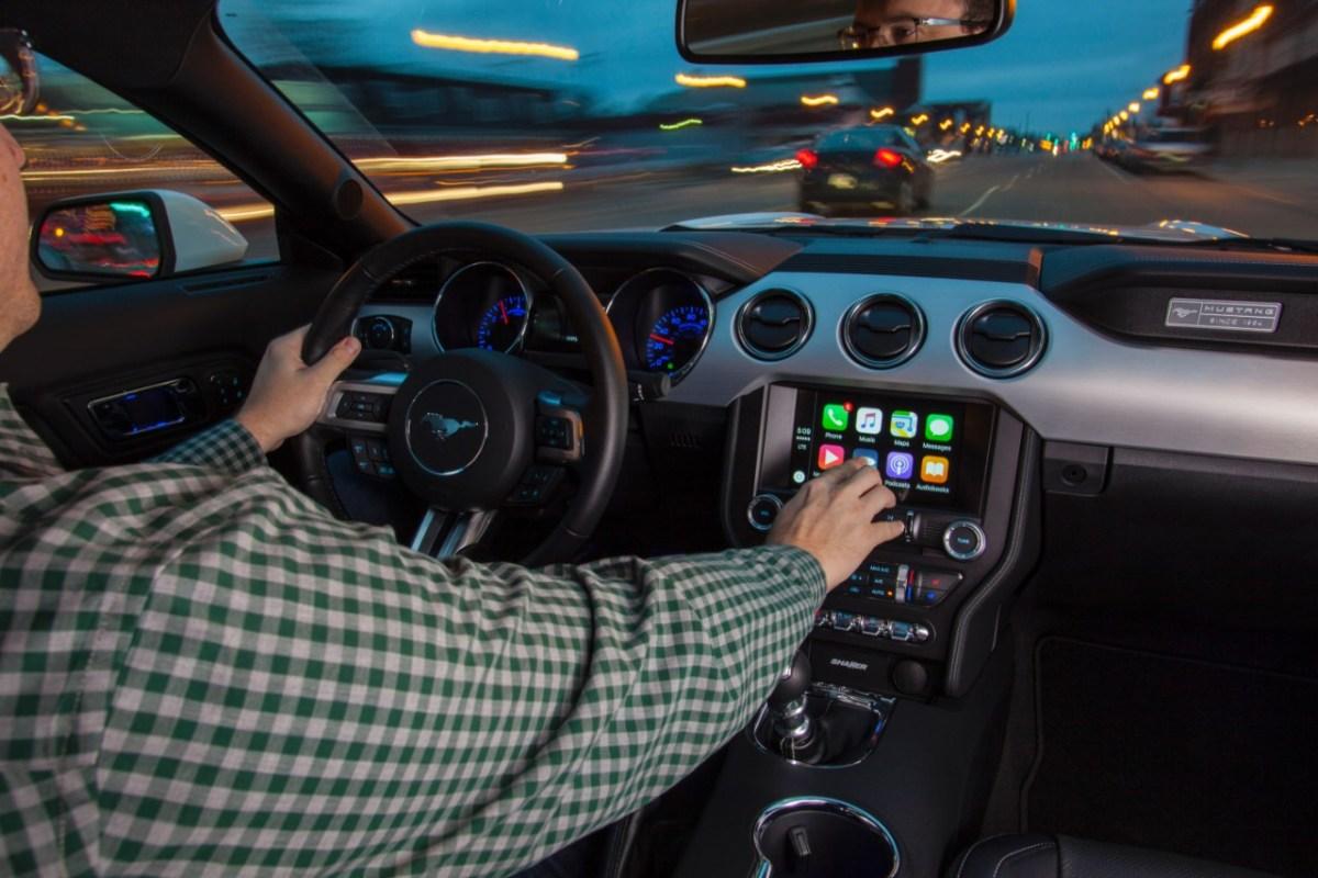 SmartDeviceLink de Ford