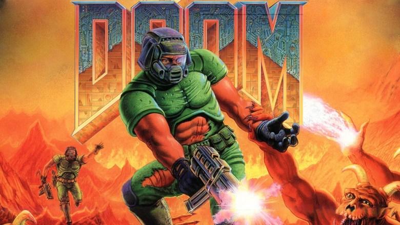 Arte de Doom de 1993 / id Software