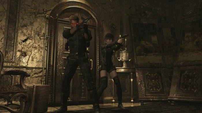 Resident Evil Zero HD-4