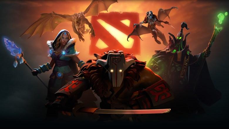 Arte promocional para el juego 'Dota 2' de Valve. / Steam