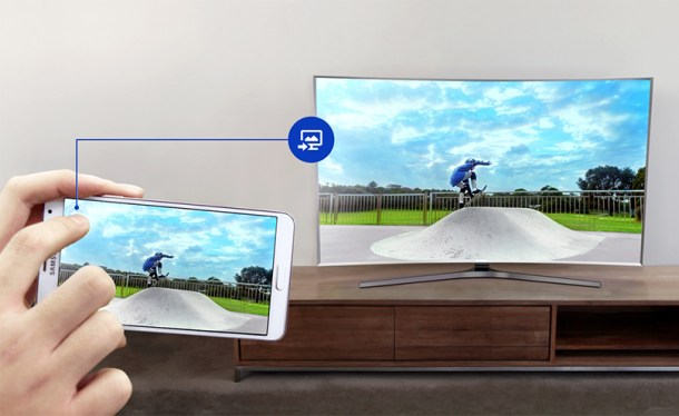 Samsung SUHD Smart TV