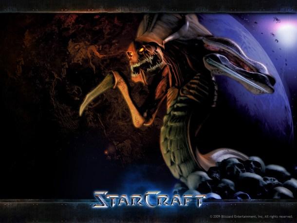 Arte de 'StarCraft' / Blizzard Entretainment