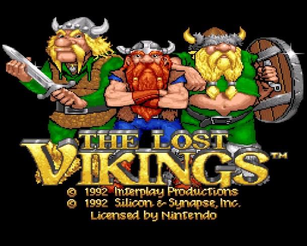 The Lost Vikings / Blizzard Entertainment Inc.