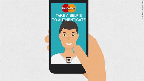 Mastercard ya está experimentando con el selfie como forma de identificación.