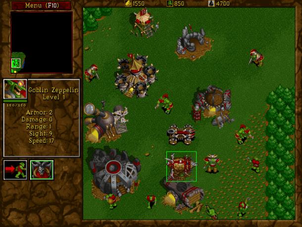 'Warcraft II: Tides of Darkness' / Blizzard Entertainment