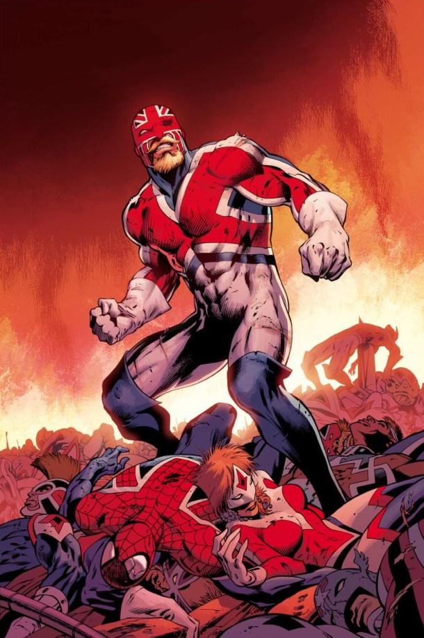 captain britain new avengers
