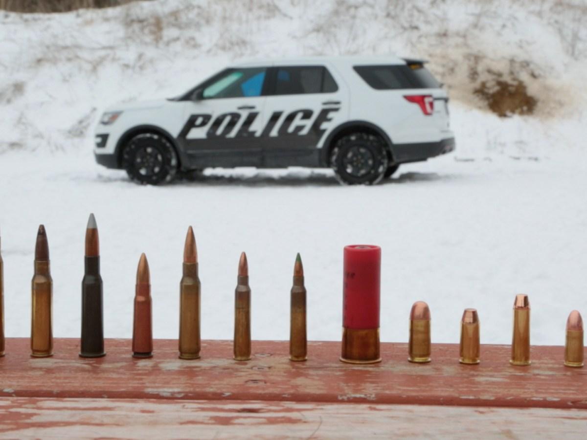 coche más seguro para policías