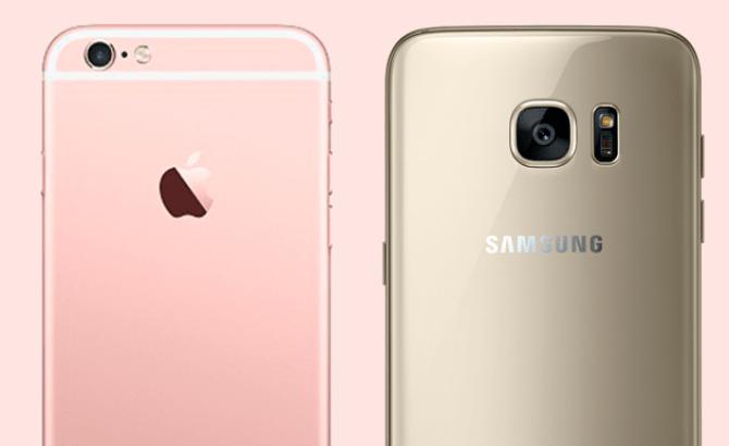 El oro rosa de Apple tuvo casi tanta incidencia en el mercado como el iPhone 5s dorado.