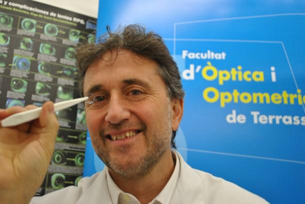 lentillas contra la miopía