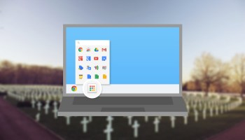 lanzador de aplicaciones de google chrome