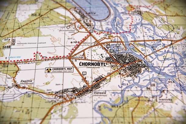 Chernobyl exclusion Zone,