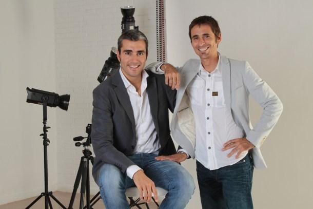Lucas Carné y José Manuel Villanueva- Fundadores de Privalia