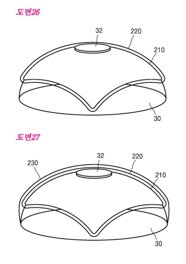 Samsung lentillas
