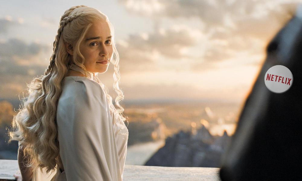 Game of Thrones en Netflix