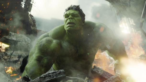 Ruffalo es ahora Hulk, que han ocultado en Civil War, tras negarse a darle una película propia tras pasar antes por Norton y Bana.