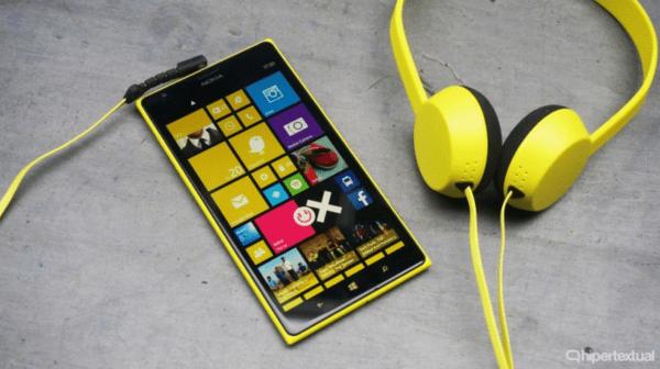 Nokia Lumia 1520, uno de los mejores smartphones jamás fabricados por Nokia. Lástima.