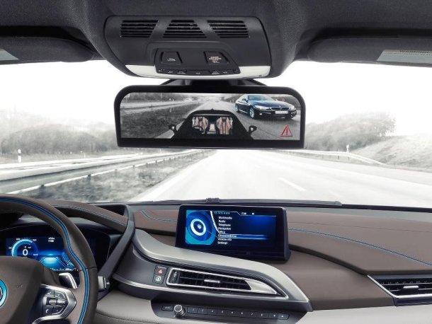 coches sin espejos