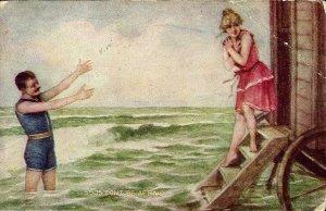 Las bathing machine fueron muy utilizadas en el siglo XVIII y principios del XIX