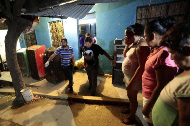 MEXICO-ACAPULCO-VIOLENCE