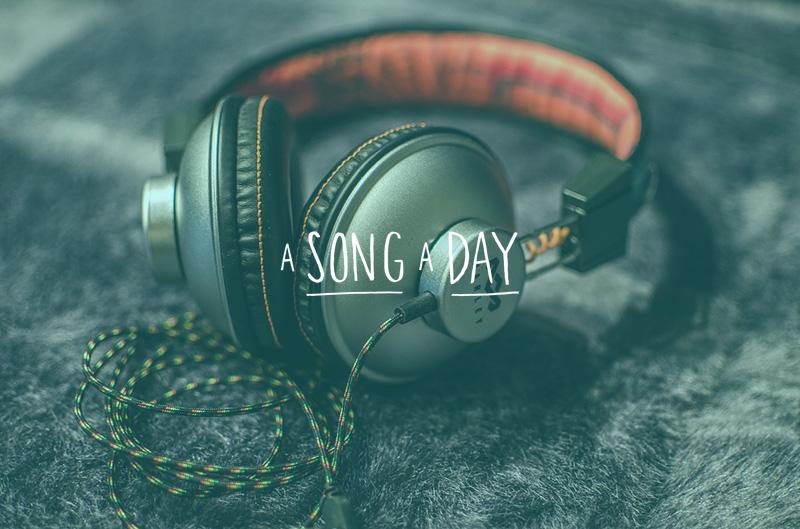 descubrir música nueva a song a day